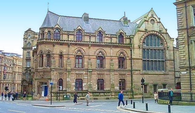 Neville Hall