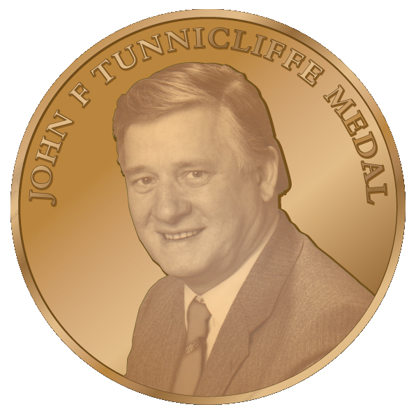 Tunicliffe Medal